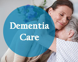 Private in home dementia Care with Daughterly Care