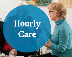Private hourly care with Daughterly Care